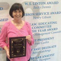 Kiawah Island Utility GM Receives Prestigious Award