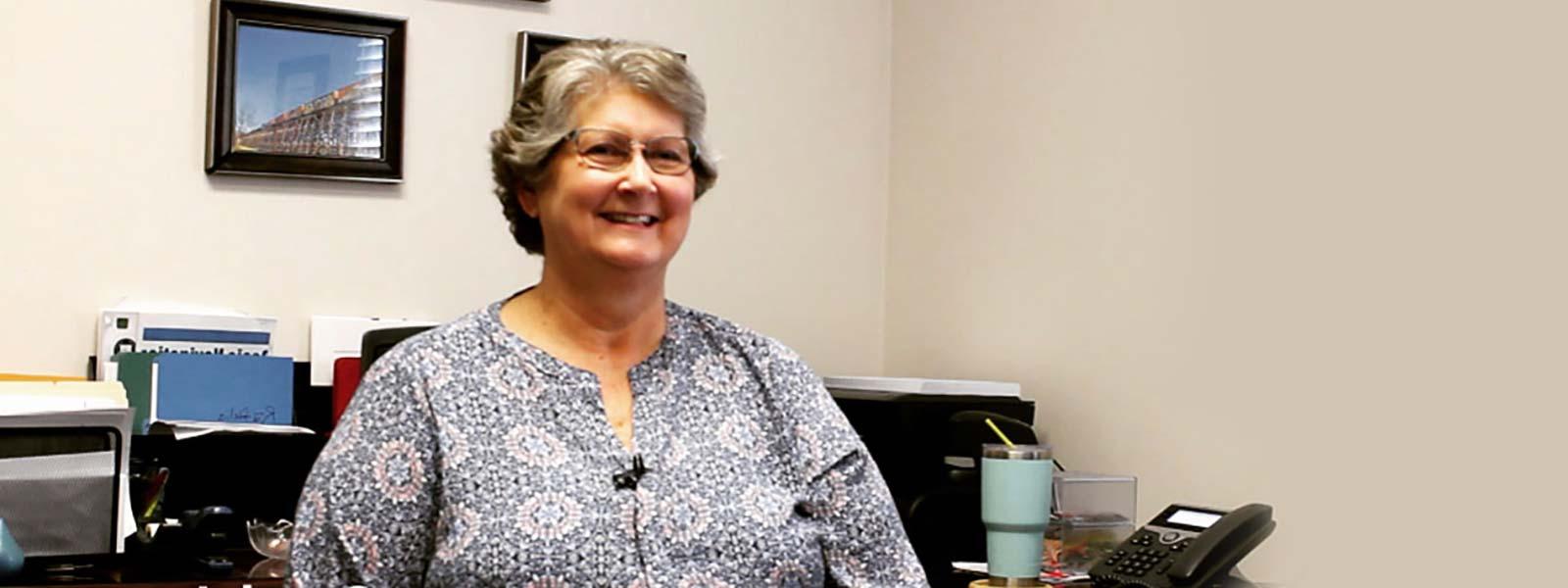 Meet Carol Jones