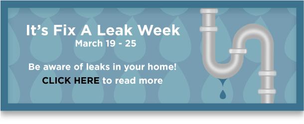 Fix A Leak Week Flyer (PDF)